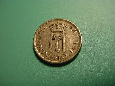Norway 1921 25-Ore In As Shown Condition