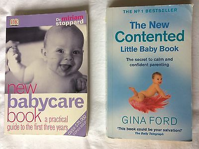 New Babycare Book & New Contented Little Baby Book