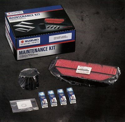 Genuine Suzuki Service Maintenance Kit Gsr600 Abs K6 - L0 16500-44810
