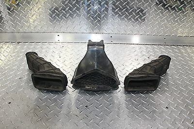 2007 Kawasaki Ninja Zx10R Zx1000D Ram Air Center Right Left Air Intake Ducts
