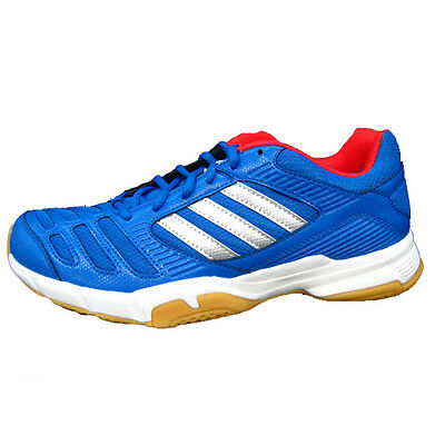Adidas BT Boom Indoor Court Shoes Squash / Badminton - Blue Size US 6 / AU 5.5