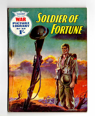 War Picture Library #30 1959