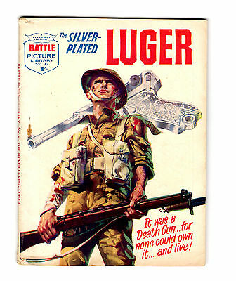 Battle  Picture Library #6 1961