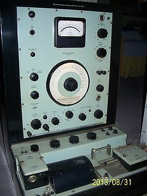 Bruel and Kjaer Frequency Response Recorder Type 3302/3321