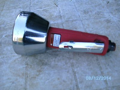 "AM-TECH 3"" air cut off tool angle grinder NEW with disc no box    2"