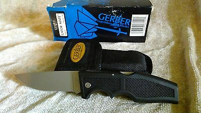 Gerber Gator Mate 6149 New in Box Lock Blade Knife with Sheath
