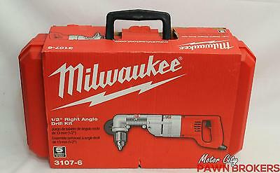 Milwaukee (3107-6) - 7.0 Amp - 1/2-Inch - Corded - Right Angle Drill NEW