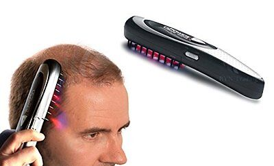 Power Grow Hair Loss Cure  Laser Treatment Regrow Comb Treatment Kit For Hair