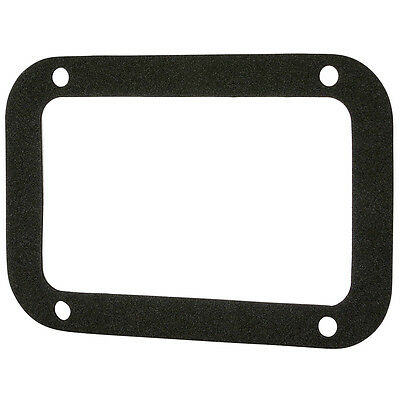 "Penn Elcom D0607G Foam/Rubber Self-adhesive Gasket For 3-1/2""x 5-1/8""Dish Black"