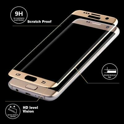 Full Screen 3D Tempered Glass Screen Protector Galaxy S7 Edge