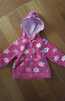 8 x baby girls winter clothes size 00