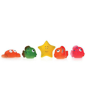 Star & Rose Aquabuds Water Squirters Bath Toys