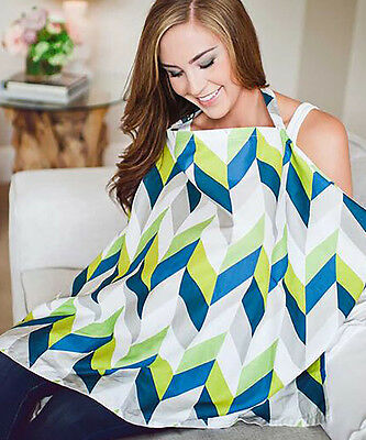Nursing In Style Breastfeeding Cover - Liam