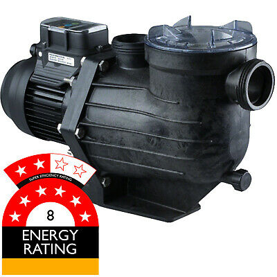 Davey Powermaster Eco Pool Pump - 3 Speed Variable - PMECO