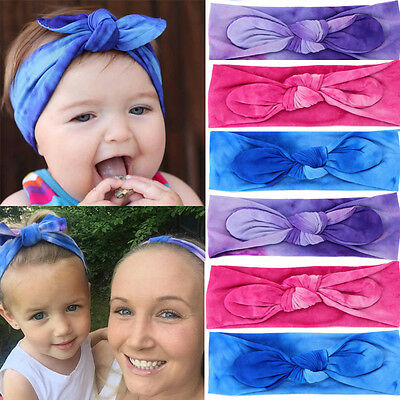 Kid Baby Girl Headband Toddler Bow Infant Hairband Hair Accessories US STOCK