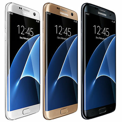 Samsung Galaxy S7 SM-G930V FACTORY UNLOCKED 32GB - Black Silver Gold Sealed Box