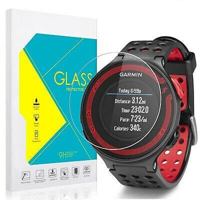 Tempered Glass LCD Screen Protector Film Guard for Garmin Forerunner 235