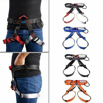 Harness Seat Belts Ou Outdoor Sitting Safety Belts Rock Climbing Rappelling Tool