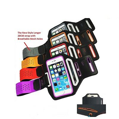 Sports Gym Running Exercise Slim Armband Band Strap Case for iPhone 6, 6s, 7
