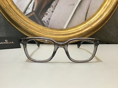 Moncler Eyewear ML5003 Col.020 Grey Clear New Collection