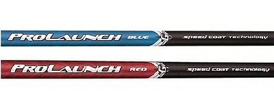 NEW Grafalloy Prolaunch Speedcoat Red or Blue Driver Shafts - Choose Flex