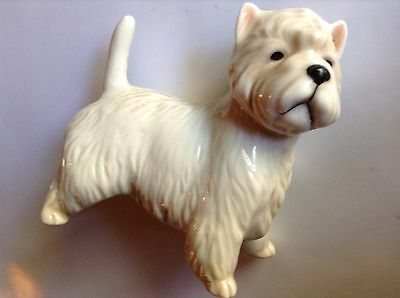 Royal Copenhagen Porcelain 512 West Highland Terrier 512