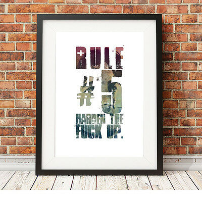Fabian Cancellara ❤ CYCLING ❤ Rule 5 poster Limited Edition Print in 5 sizes #8