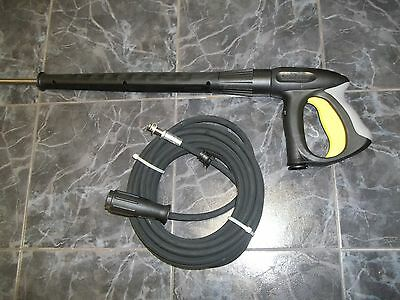 Karcher Hd 6/13 C, Gun, Lance And 10 Metre Hp Hose Genuine