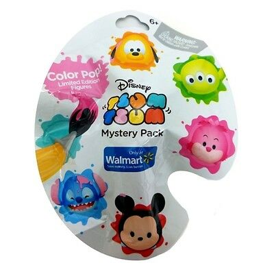 Disney Tsum Tsum Color Pop! Exclusive Mystery Pack