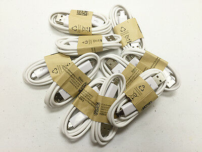 10X Lots Premium Micro USB Sync Charger Cable Cord for SmartPhone Android Device