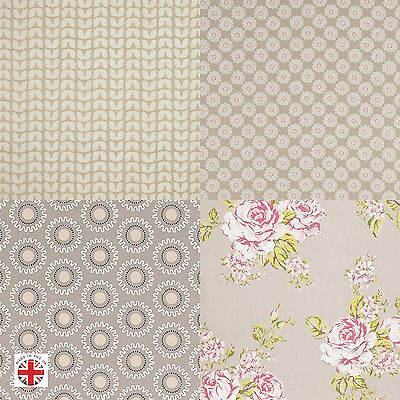 Taupe Multiple Designs and Sizes, Oilcloth Wipeclean Tablecloth, PVC Vinyl