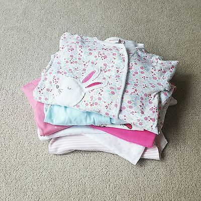 Spring Bundle Of Baby Girls Clothes 9-12 Months
