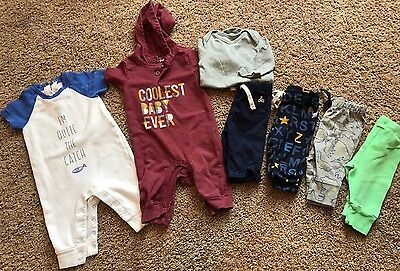 Infant Cat & Jack And Baby Gap Lot 0-3 Months