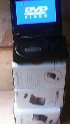 consumer returns Portable Dvd players job lot good condition