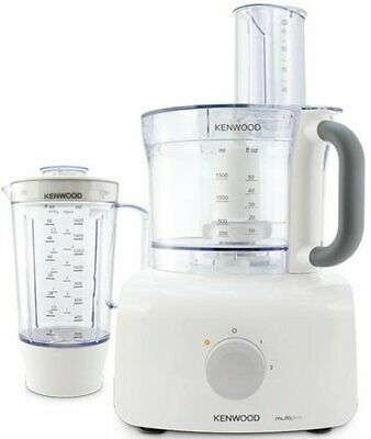 NEW Kenwood FDP641WH MultiPro Home Food Processor