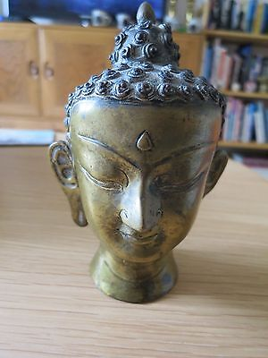 Antique Buddhas Head