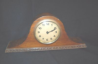 Vintage Small wooden Napoleon Hat clock BR43/A2