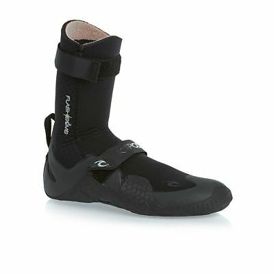 Rip Curl Flashbomb 7mm Round Toe Wetsuit Boots Mens Unisex Surfing Watersports