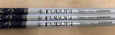 NEW MRC Fubuki Z 50 X5CT Lightweight Driver Shafts - Choose Flex & Adapter
