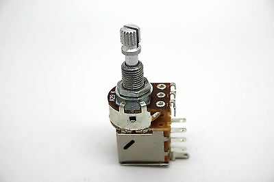 Potentiometer A25K 25K Logarithmic Audio Push/pull Knurled Short Shaft - Metric