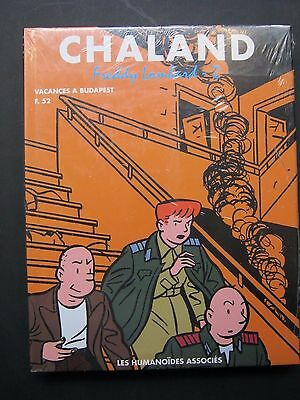CHALAND INTEGRALE TOME 2 FREDDY LOMBARD F 52 Première édition  NEUF