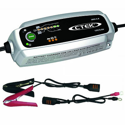 Ctek Multi mxs3.8 (MXS3.6 XS3600) Multi Function Smart Battry Charger