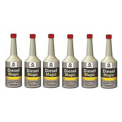 Comma Diesel Magic Injector Cleaner 6X400ml