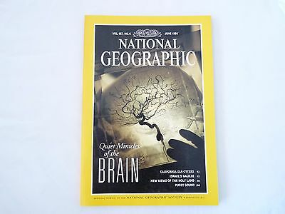 Revista National Geographic Ingles June 1995