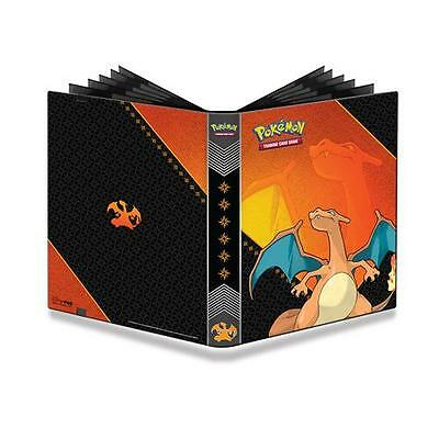 Ultra Pro - Charizard Pokemon Pro Binder Folder Album 9 Pocket Pages (360 Cards)