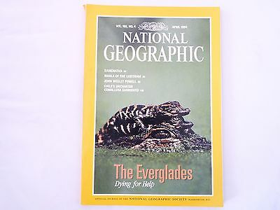 Revista National Geographic Ingles April 1994