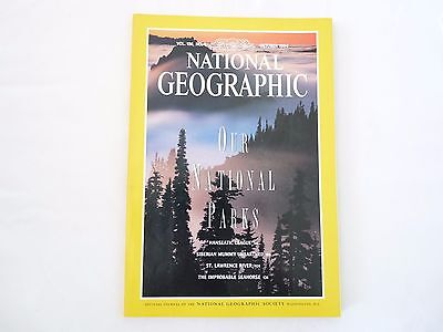 Revista National Geographic Ingles October 1994