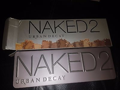 Naked 2 Eye Shadow Palette* Professional Brand new UK Great Quality Urban style