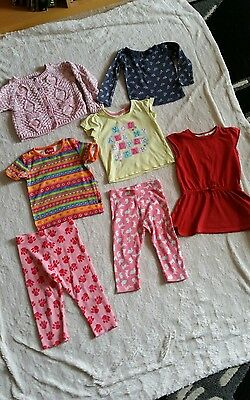Baby Girl's Clothing Bundle Age 12 - 18 Months. Next, Gap, Mothercare, H&M
