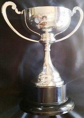 Codnor Park & Pye Hill Hospital Carnival Cup, 1938 - over 400g sterling silver